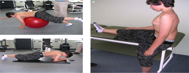 Low Back Pain In Athletes 11